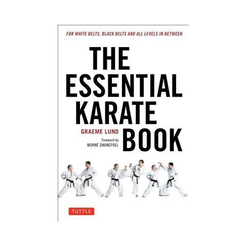 Essential Karate Book   For White Belts cd8758ae0c03e