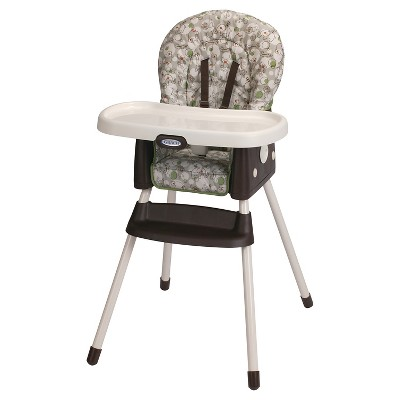 Graco® SimpleSwitch 2-in-1 High Chair - Zuba