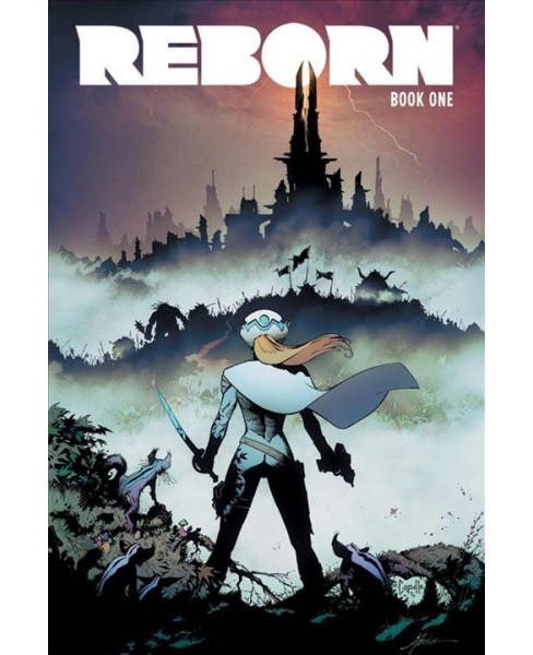 Reborn 1 -  (Reborn) by Mark Millar (Paperback) - image 1 of 1