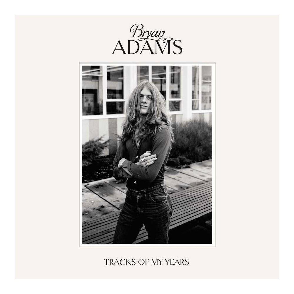 Bryan Adams Tracks Of My Years Cd