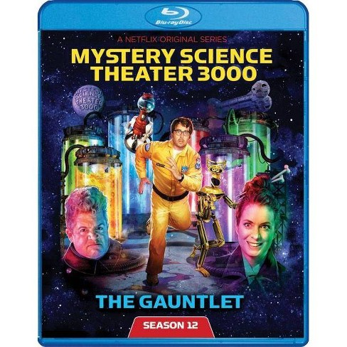 Mystery Science Theater 3000 Season Twelve: The Gauntlet (Blu-ray)(2019) - image 1 of 1
