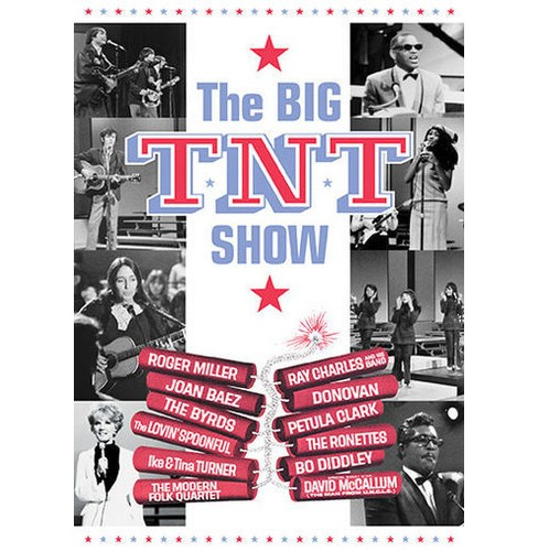 Big Tnt Show (DVD) - image 1 of 1