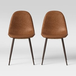 2pc Copley Upholstered Dining Chair  - Project 62™
