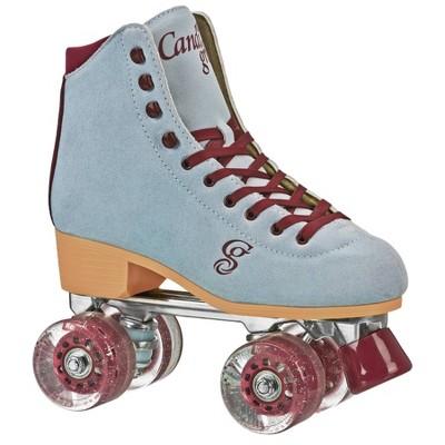 Roller Derby Candi Carlin Roller Skate - Blue/Burgundy
