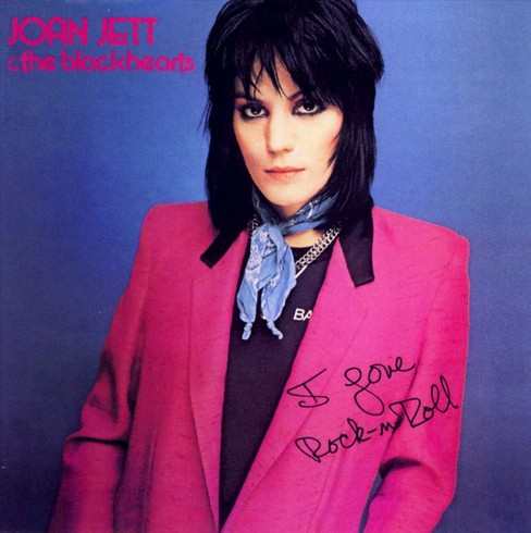 Joan jett - I love rock & roll (CD) - image 1 of 1