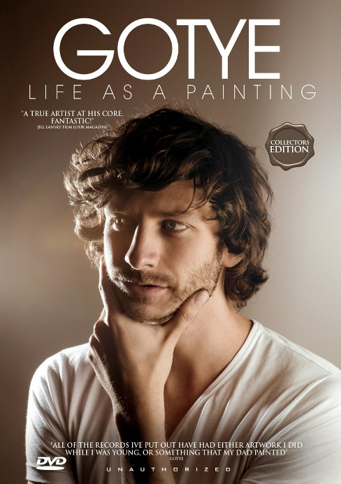 Gotye:Life as a painting (DVD) - image 1 of 1