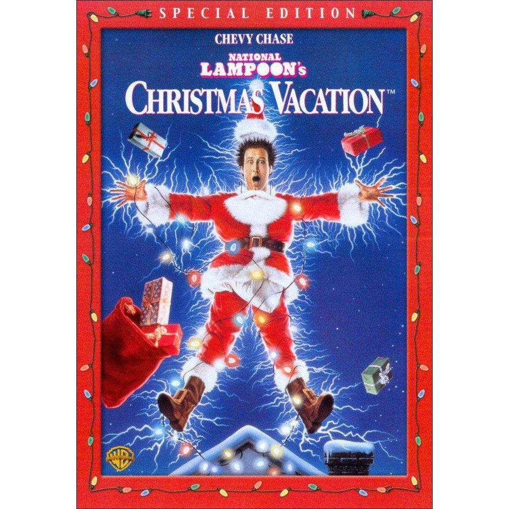 National Lampoon S Christmas Vacation Dvd