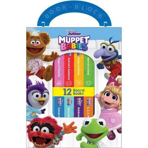 Disney Junior Muppet Babies - (Board Book) - image 1 of 4