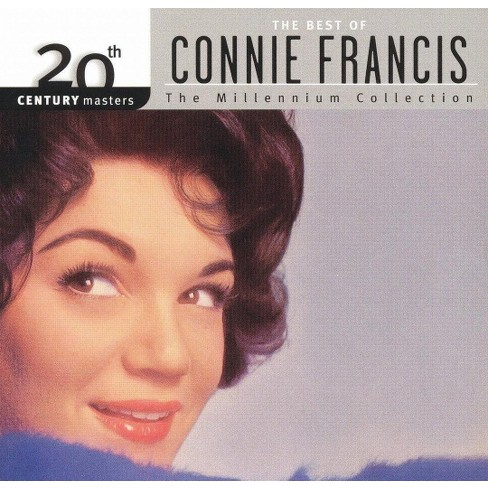 Connie Francis - 20th Century Masters: The Millennium... (CD) - image 1 of 3