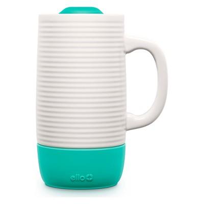 Ello Jane Ceramic Coffee Travel Mug 16oz - Mint