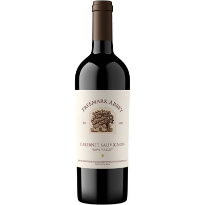 Freemark Abbey Napa Valley Cabernet Sauvignon Red Wine - 750ml Bottle