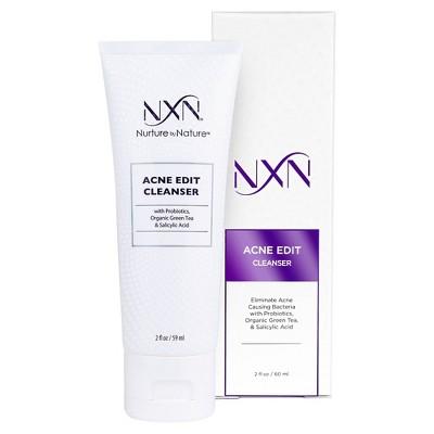 NxN Acne Edit Cleanser - 2 fl oz