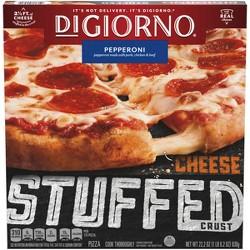 DiGiorno Cheese Stuffed Crust Pepperoni Frozen Pizza - 22.2oz