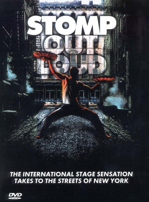 Stomp out loud (DVD) - image 1 of 1
