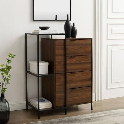 Fusion Modern Storage and Display Chest - Saracina Home