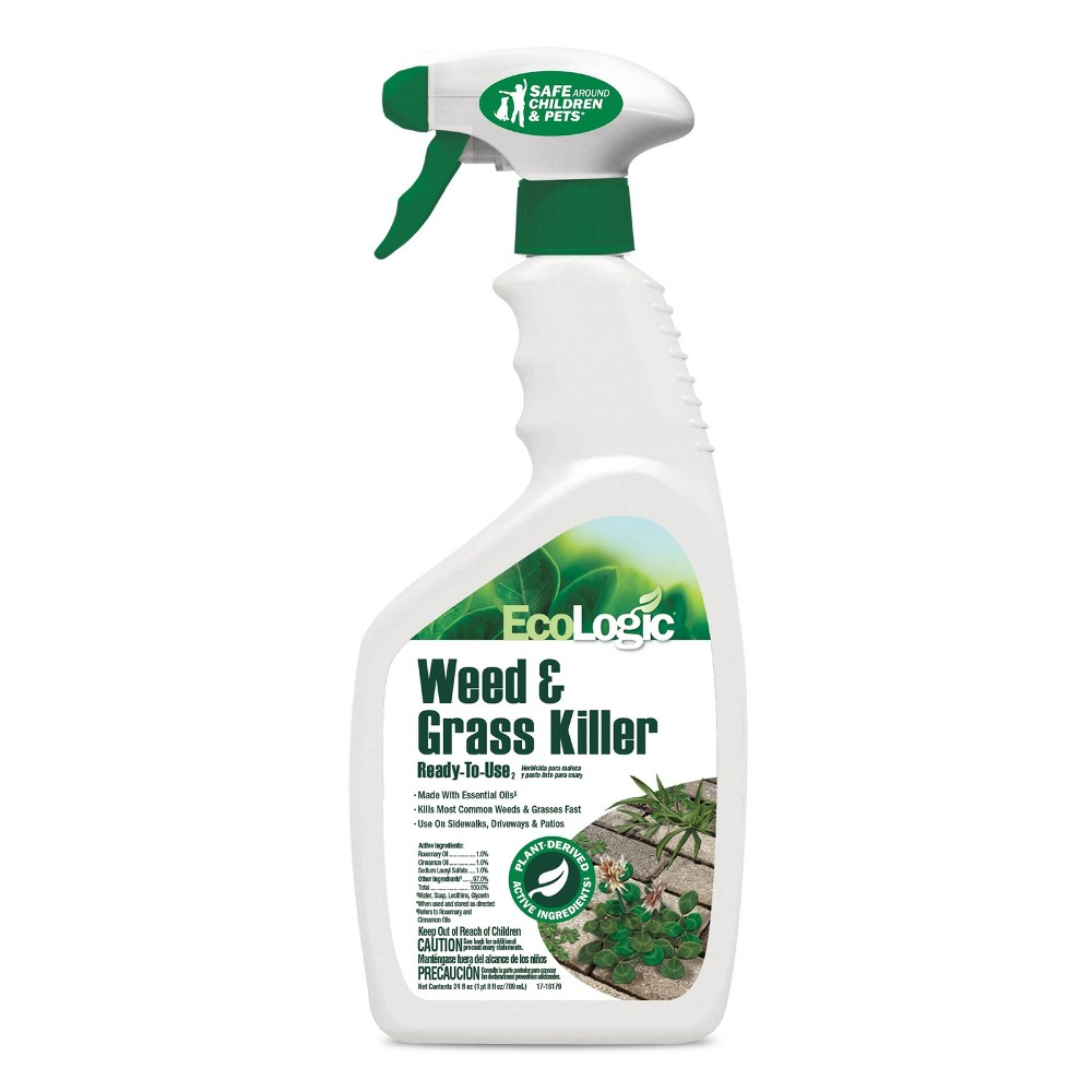 Image of 24oz Weed & Grass Herbicide - EcoLogic