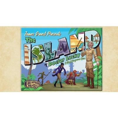 Island of Dr. Lucky Board Game