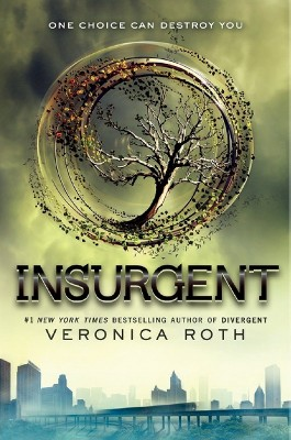 Insurgent ( Divergent) (Hardcover) by Veronica Roth