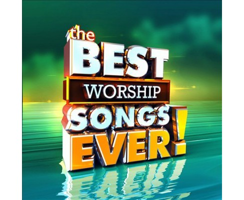 Various - Best Worship Songs Ever (CD) - image 1 of 1