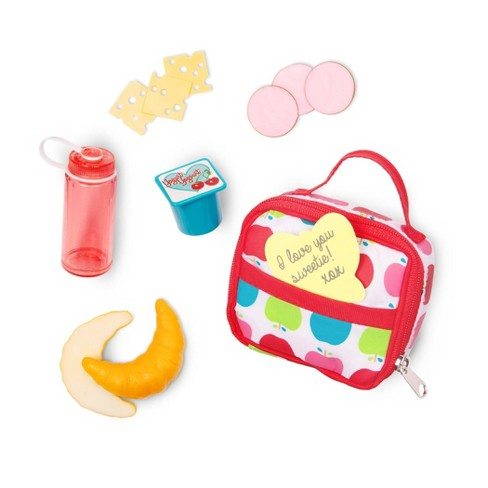 """Our Generation Lunch Box Set for 18"""" Dolls - Let's Do Lunch - image 1 of 3"""