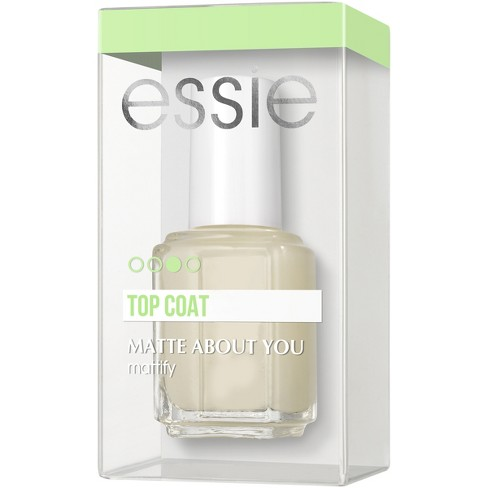 essie Matte About You Top Coat - image 1 of 4