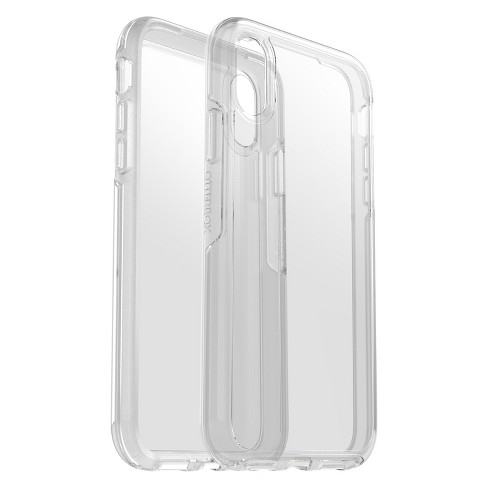 finest selection a6dee 614f1 OtterBox Apple iPhone XR Symmetry Case - Clear