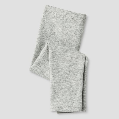 Baby Girls' Leggings Pants Cat & Jack™ - Medium Heather Gray 12 M
