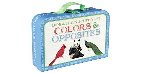 Colors & Opposites (Paperback) (Laura Knowles) - image 1 of 1