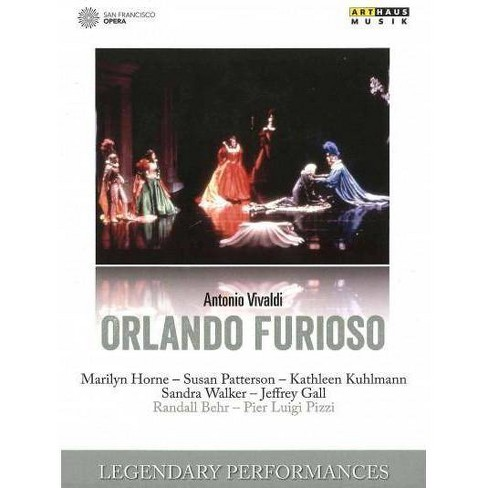 LEGENDARY PERFORMANCES:VIVALDI ORLAND (DVD) - image 1 of 1