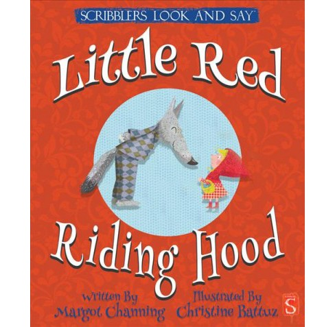 Little Red Riding Hood (Hardcover) (Margot Channing) - image 1 of 1