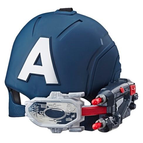 Marvel Avengers Captain America Scope Vision Helmet - image 1 of 4