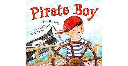 Pirate Boy (Paperback) (Eve Bunting) - image 1 of 1