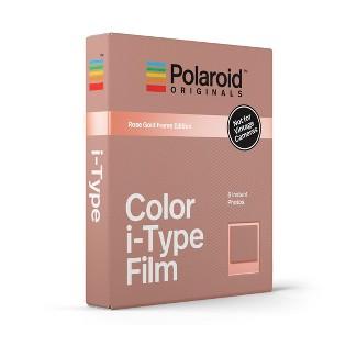 Polaroid Originals Instant Color i-Type Film  - Rose Gold (4832)