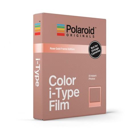 Polaroid Originals Instant Color I-Type Film - Rose Gold (4832)   Target 9145a1b7d90c