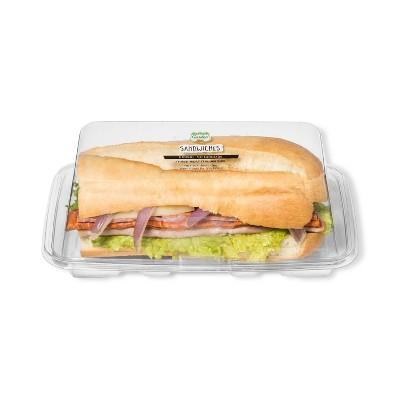 Fresh Garden Highway Three Meat Italian Sub Sandwich - 8oz