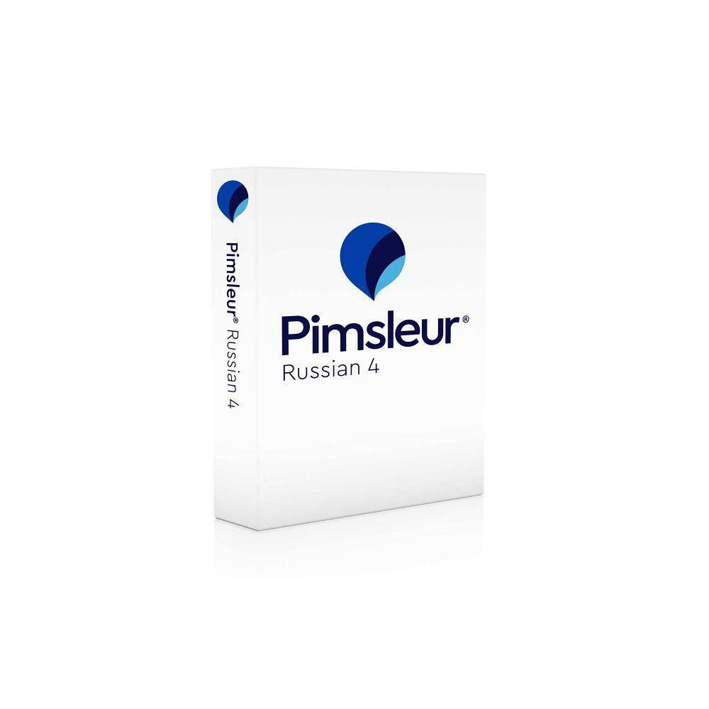 Pimsleur Russian Level 4 CD - (Comprehensive)(AudioCD)