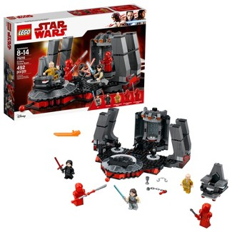 LEGO Star Wars Snokes Throne Room 75216