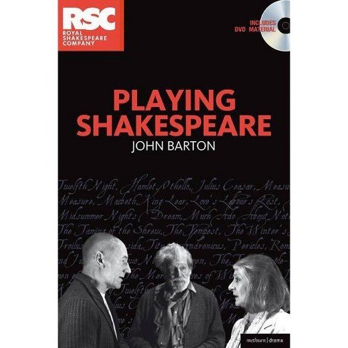 Playing Shakespeare - (Performance Books) by  John Barton (Paperback) - image 1 of 1