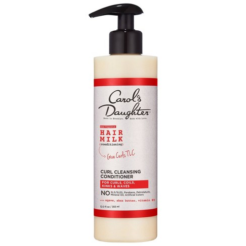 Carol's Daughter Hair Milk Nourishing and Conditioning Cleansing Conditioner - 12.0 fl oz - image 1 of 4