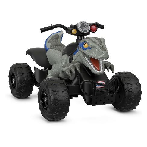 Fisher-Price Power Wheels Jurassic World Dino Racer
