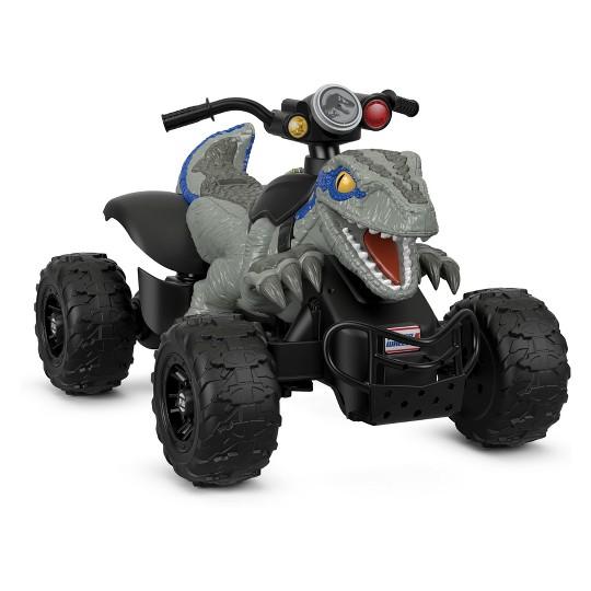 Power Wheels Jurassic World Dino Racer image number null