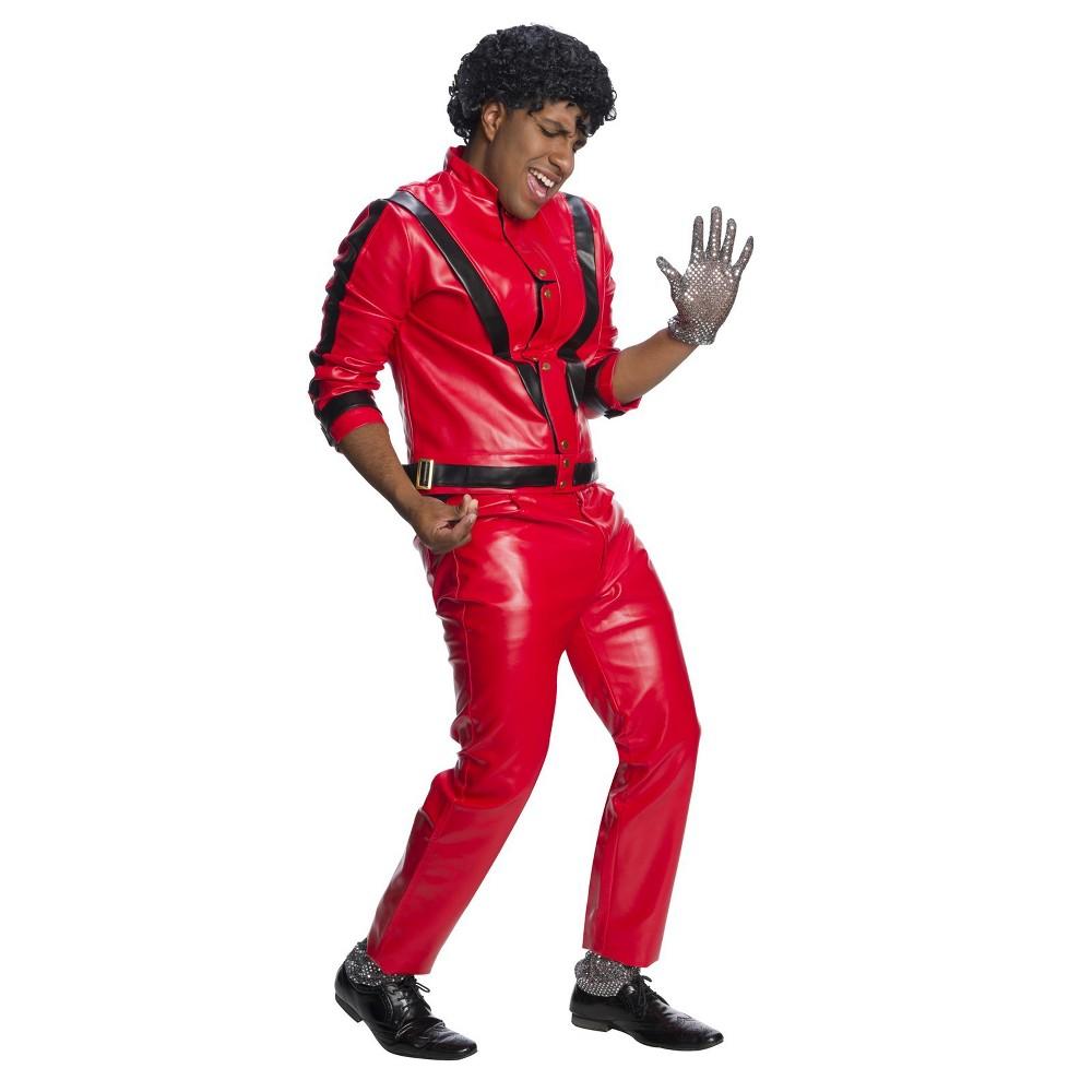 Image of Halloween Men's Michael Jackson Halloween Costume S, Size: Small, MultiColored