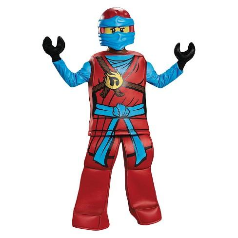 Disguise Lego Ninjago Girls' Nya Prestige Costume - image 1 of 1