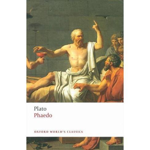 Phaedo - (Oxford World's Classics (Paperback)) (Paperback) - image 1 of 1