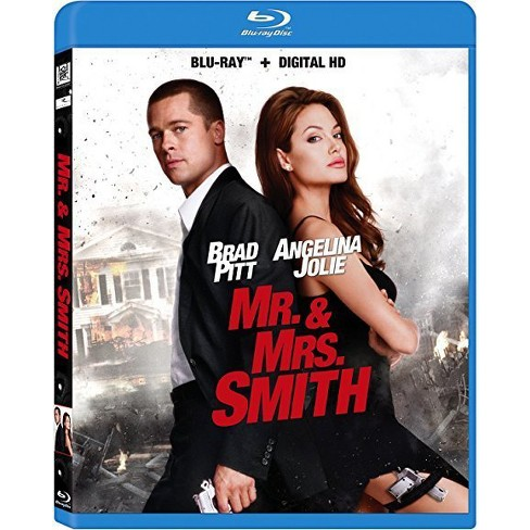 Mr. & Mrs. Smith (Blu-ray + Digital HD) - image 1 of 1