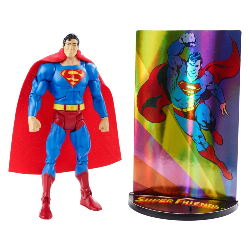 DC Comics Multiverse Super Friends! Superman Action Figure