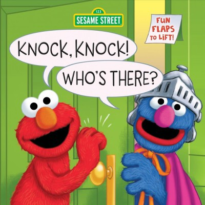Knock, Knock! Who's There? (Sesame Street) - by  Anna Ross (Board Book)