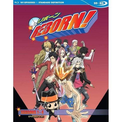 Reborn! Volume 1 (Blu-ray) - image 1 of 1