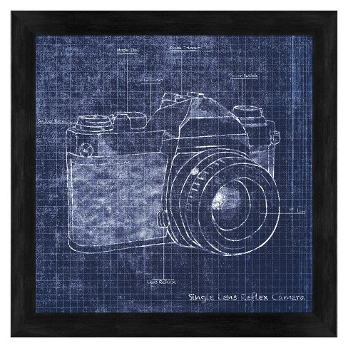 Camera Wall Art I - image 1 of 2