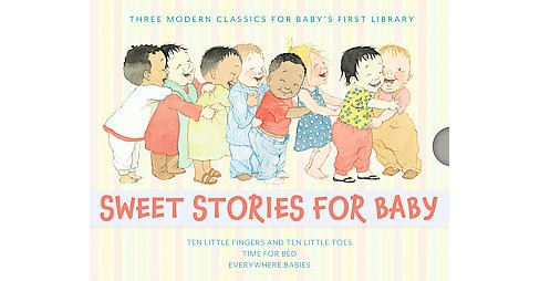 Sweet Stories for Baby (Hardcover) (Susan Meyers) - image 1 of 1